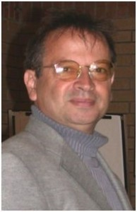 Michel Angot, professeur de sanscrit