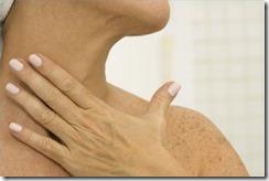 Le massage quotidien se fait à l'huile de sésame
