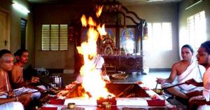 Le feu digestif...est de toutes les cérémonies