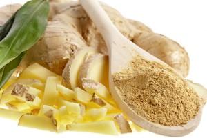 Le gingembre renforce le feu digestif