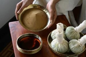 Ingrédients pour le Panchakarma