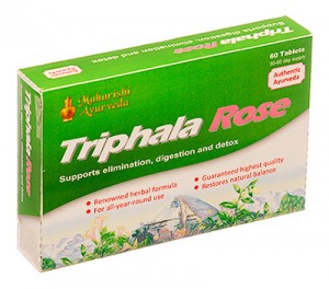 Le Triphala régularise la digestion