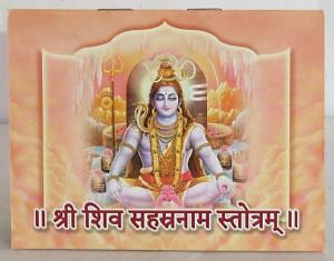 Shri Shiva Sahasranam Stotram