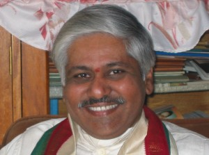 Son disciple, le Dr. Raju