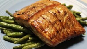 Le poisson gras est source d'oméga-3
