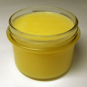 Le ghee favorise la production d'Ojas