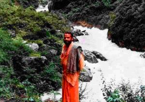 Le jeune Narendra Modi dans l'Himalaya!