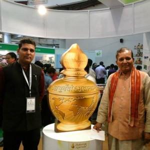 Le pot de l'immortalité selon la Caraka Samhita