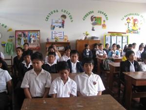 L'idéal : méditer à l'école!