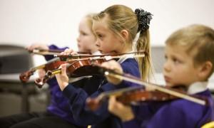 La musique aide au développement du cerveau