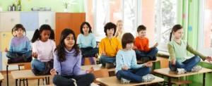 Les enfants peuvent méditer