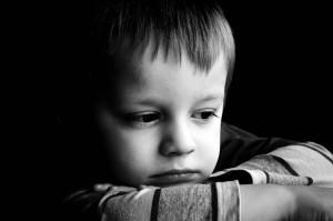 Le stress touche aussi les enfants