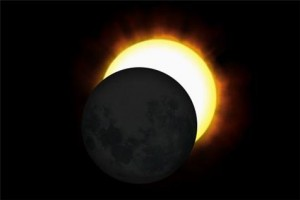 La Lune cache le Soleil