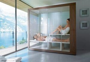 Bain de vapeur ou sauna
