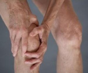 Les douleurs touchent aussi les genoux
