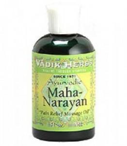 L'huile Maharayana