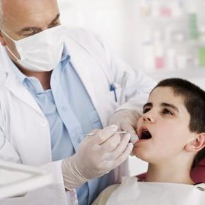 La visite chez le dentiste passe pour un acte de santé