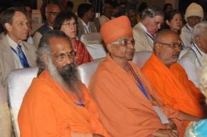 Plusieurs leaders spirituels ont participé à ce congrès