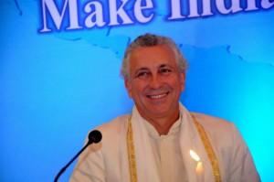 Le Professeur Tony Nader nommé Maharaja Nader Ram