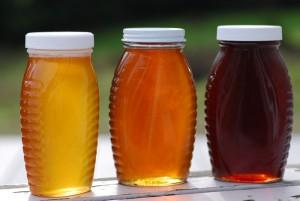 Préférez les miels sombres