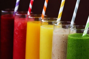 La mode des smoothies