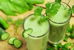 Le smoothie vert, une légende!