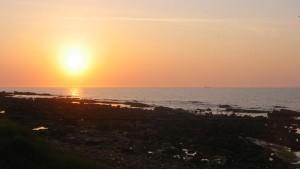 Assister au lever du soleil