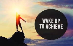 Se lever tôt augmente les chances de réussite
