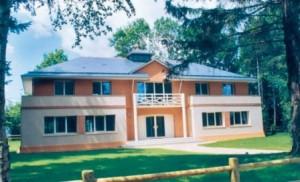 Maison française construite selon le SVM