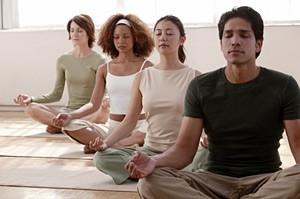 La méditation favorise le bonheur