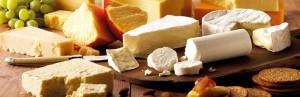 Le fromage est lourd