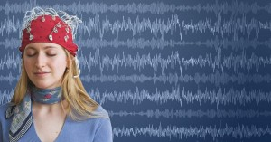 Les EEG reflètent l'activité du cerveau