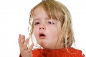 Les maladies respiratoires sont courantes chez les enfants
