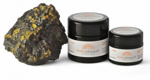 Conditionnement du Shilajit
