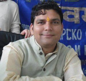 Vaidya Adwait Tripathi