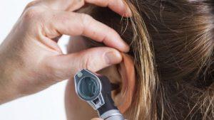 Auscultation de l'oreille