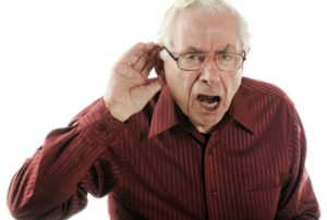 L'audition baisse avec le vieillissement