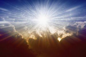 Le bonheur est en relation avec le divin